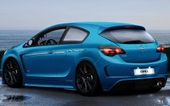 Opel Astra Coupe / 1920x1200