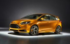 ��������� ���� (Ford Focus 3 ST) / 1920x1200