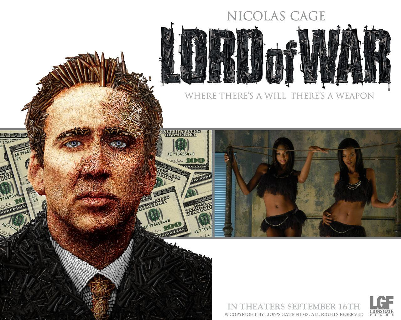 ���� ��������� ����� (Lord of War) 1280x1024