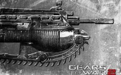 Оружие из Gears of War / 1280x1024