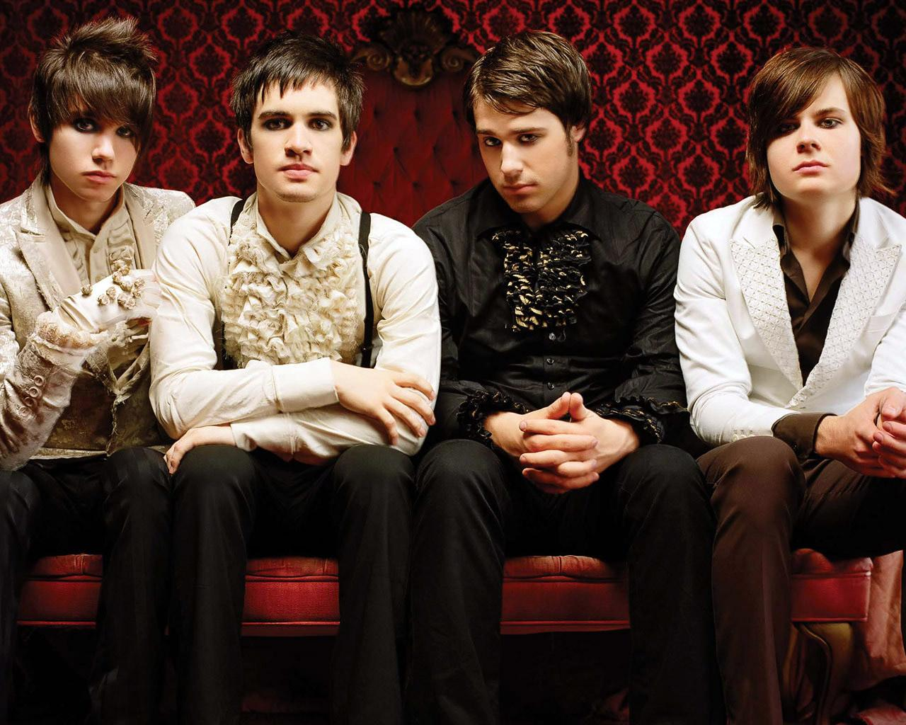 ���� Panic! At The Disco 1280x1024