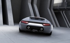 Panthera Concept Rear / 1920x1200