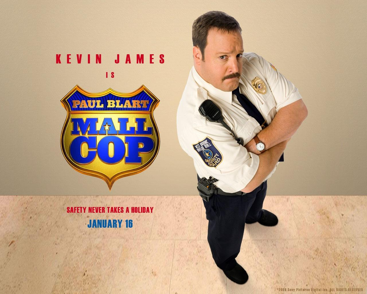 Обои Paul Blart: Mall Cop 1280x1024
