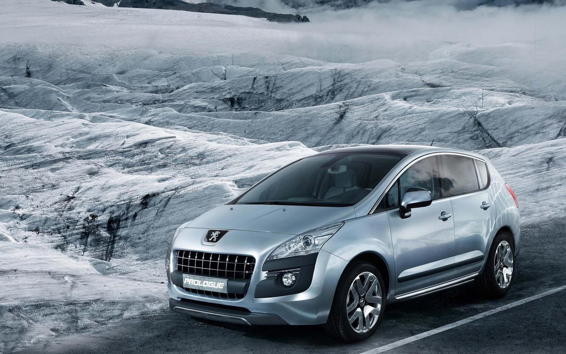 Обои Peugeot Prologue concept 1920x1200