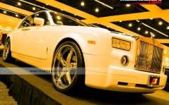 Pimped Rolls Royce Phantom / 1600x1200