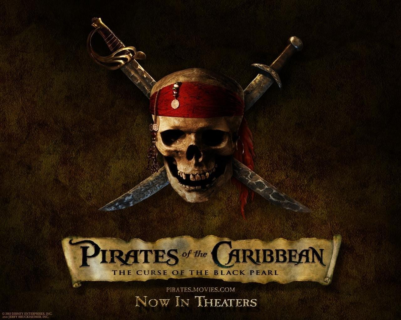 Обои Pirates of the Caribbean: Dead Man's Chest 1280x1024