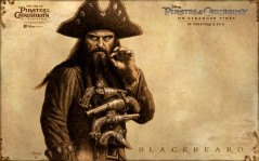 ������ ���������� ���� 4, Blackbeard / 1920x1200