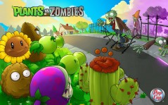 Plants vs zombies / 1920x1200