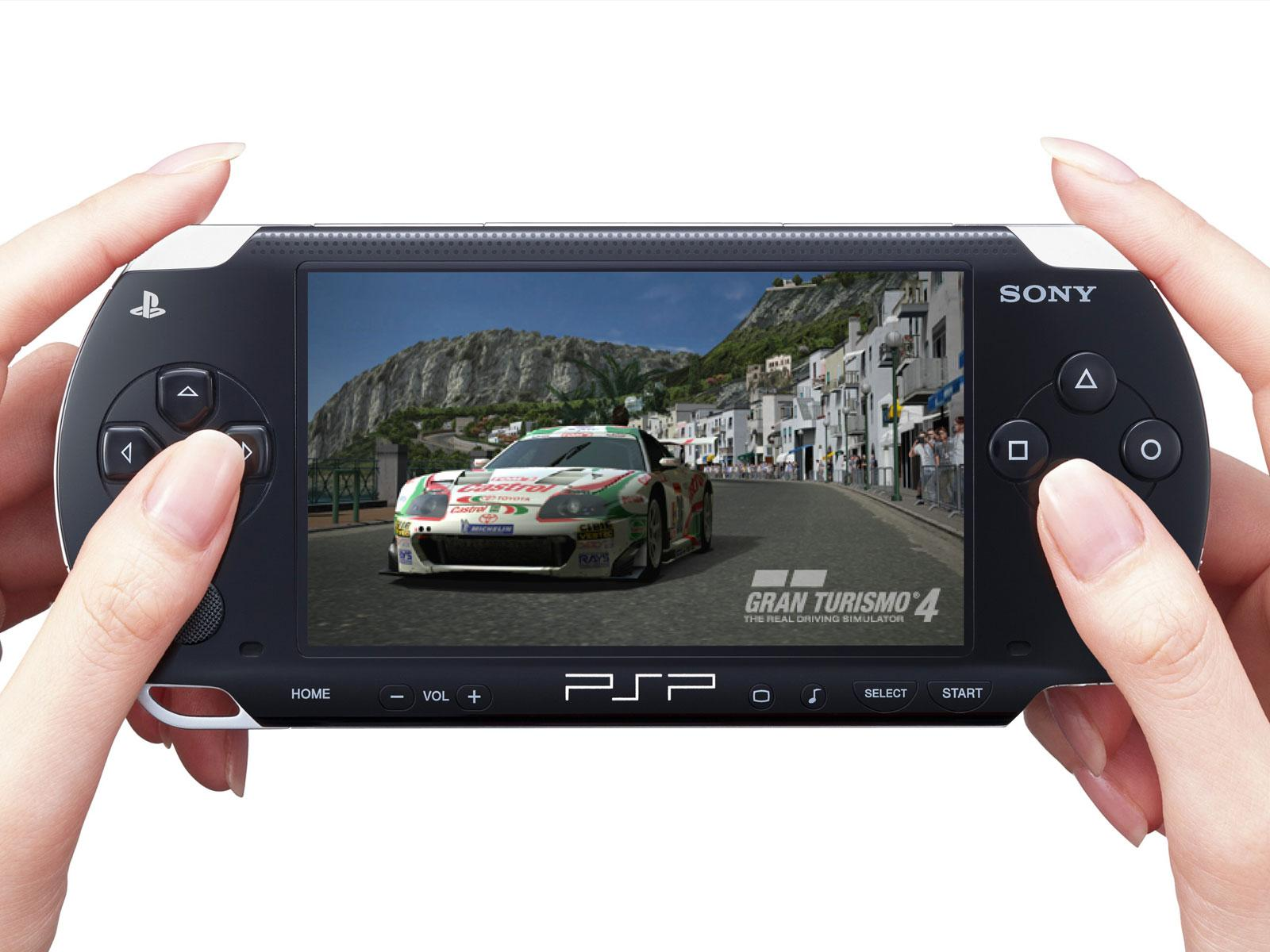Обои PlayStation Portable 1600x1200