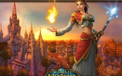 �� ���� World Of Warcraft / 1600x1200