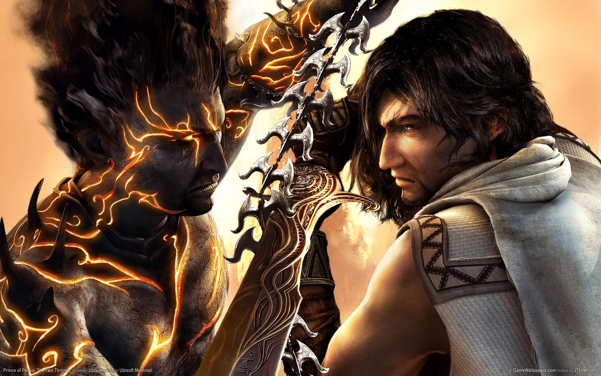 Обои Prince of Persia: The Two Thrones 1920x1200