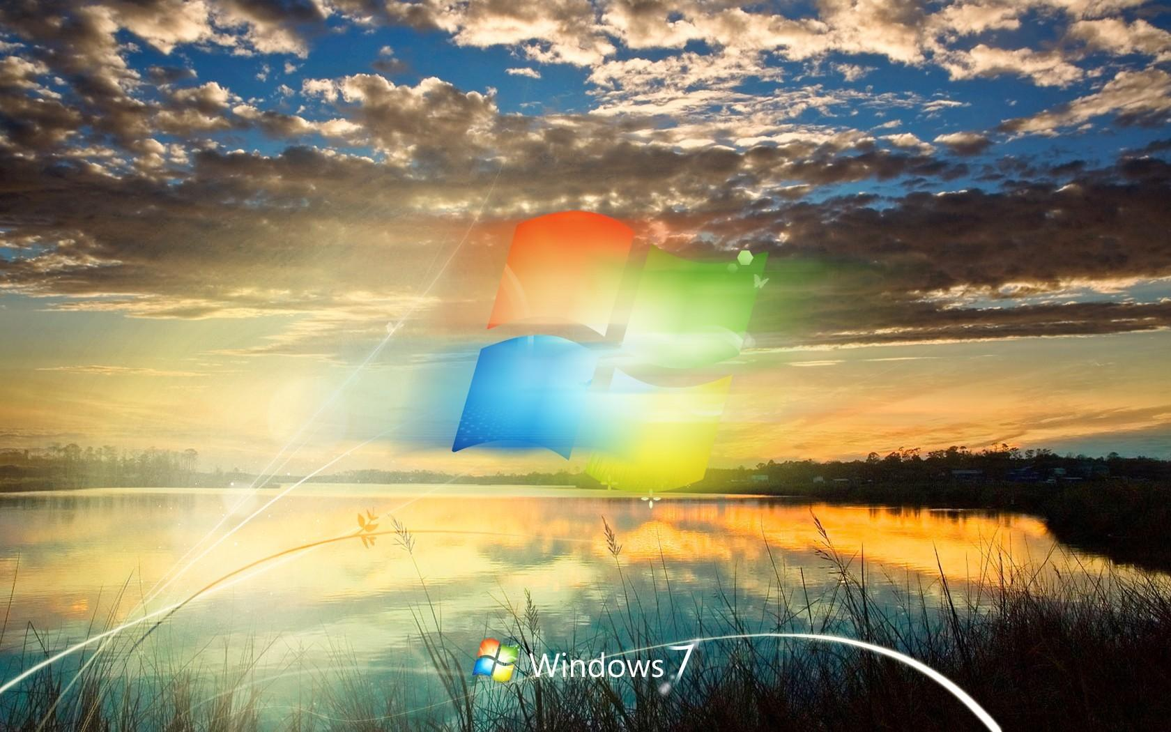 Обои Природа Windows 7 1680x1050