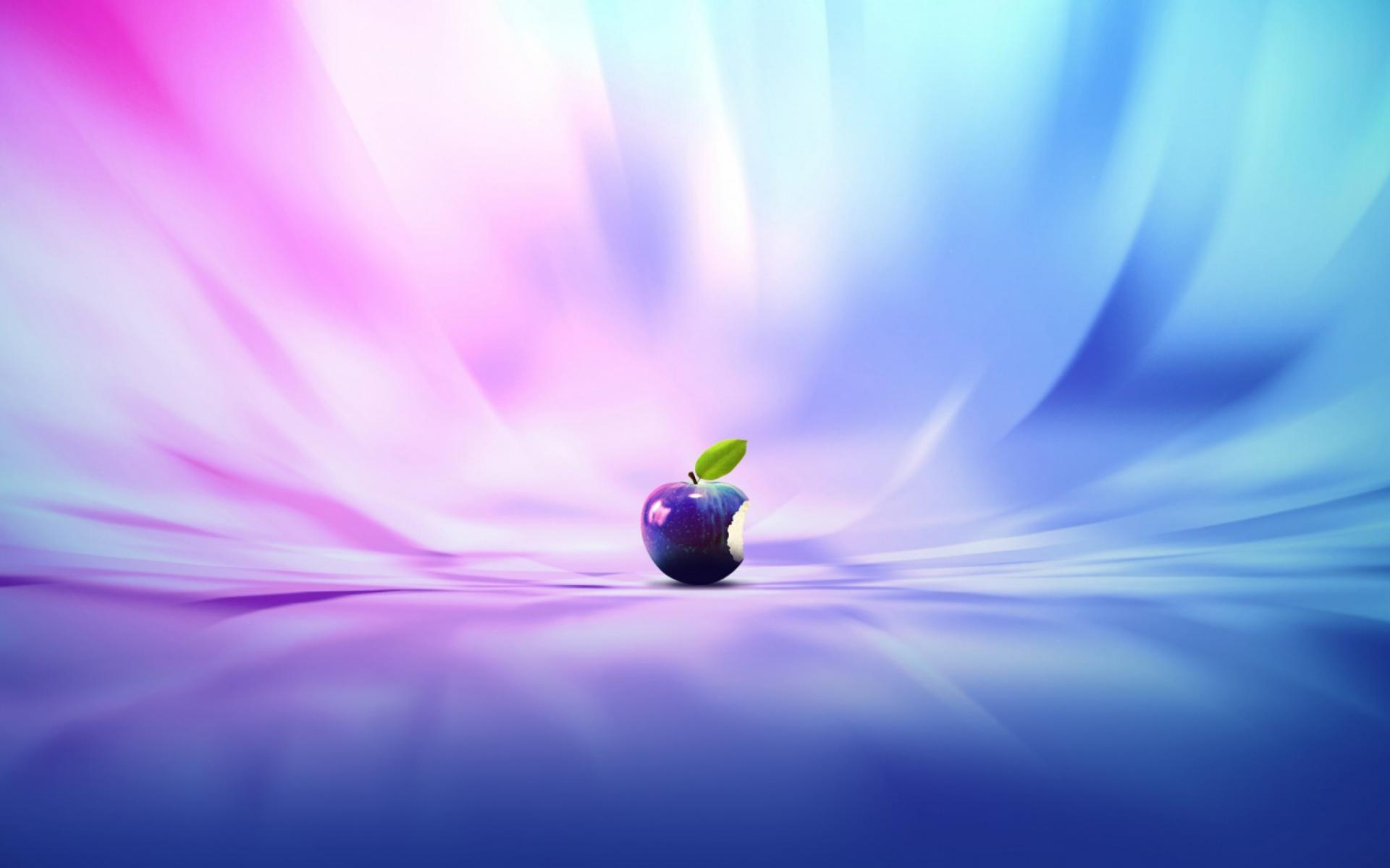 Обои Psyche Apple 1920x1200