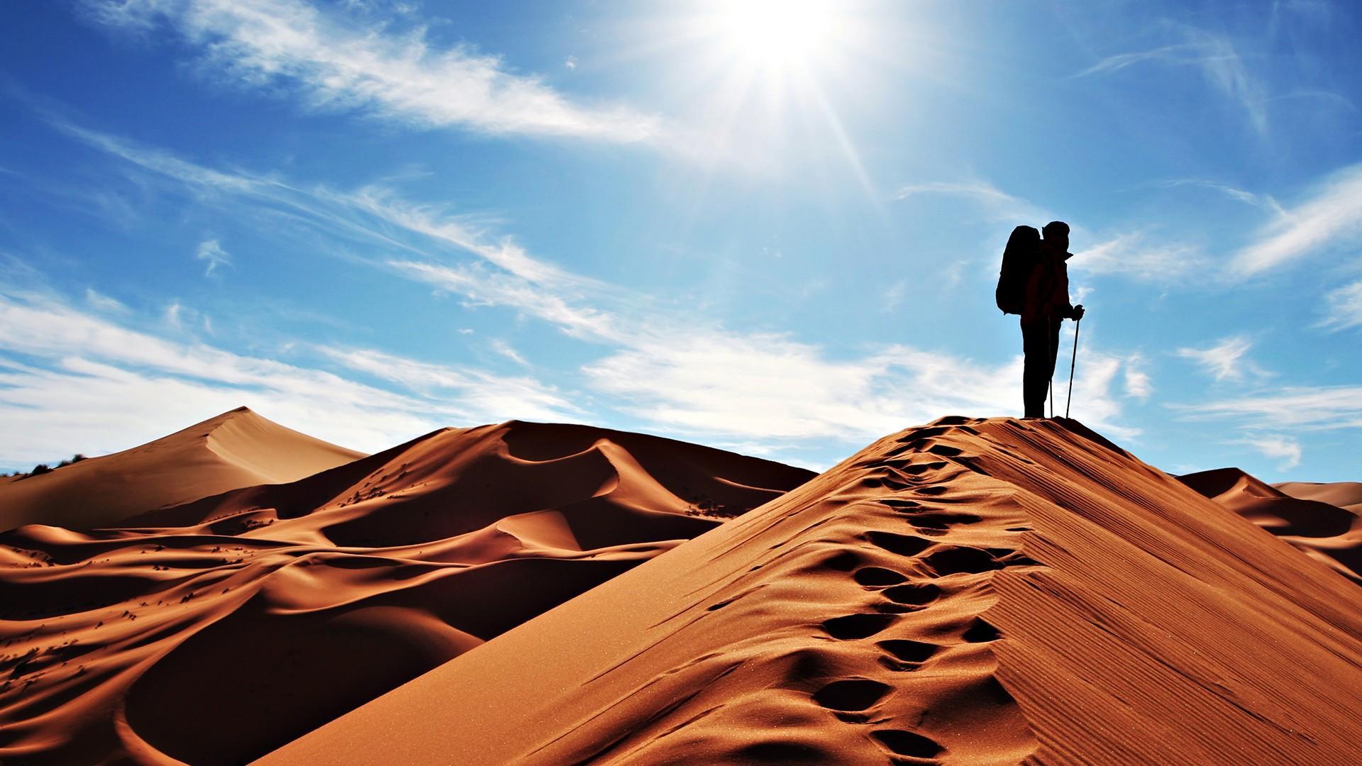 Фото у далекій пустелі 18 фотография