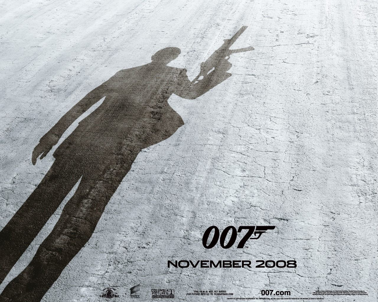 Обои Quantum of Solace: The Game 1280x1024