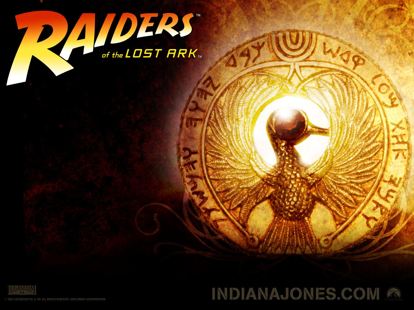 Обои Raiders of the Lost Ark 1600x1200