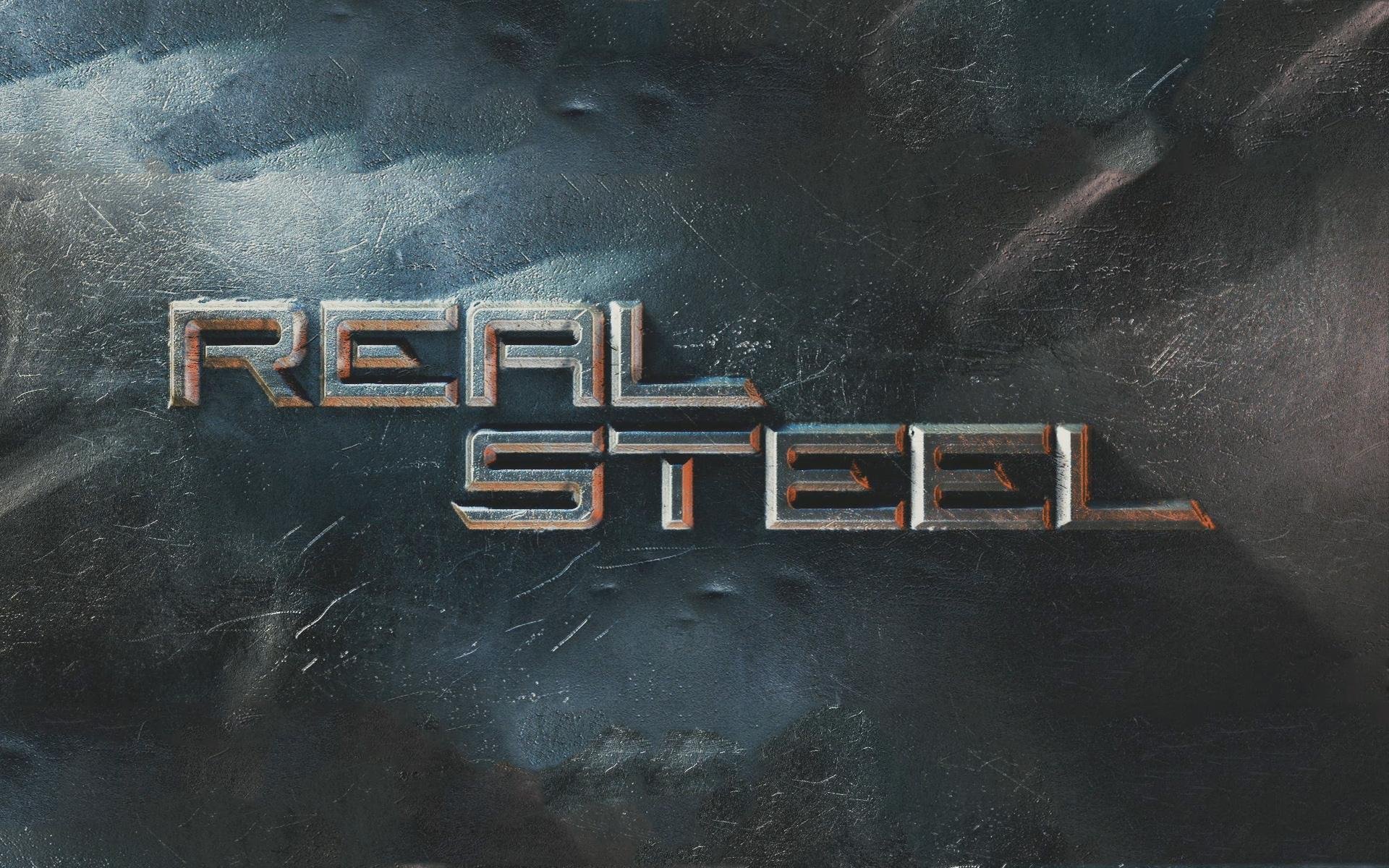 ���� Real Steel 1920x1200