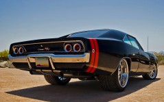 Rear Muscle Car 440 Six-Pack / 1920x1440