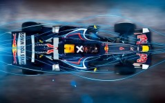 Red Bull RB4 F1 / 1920x1200