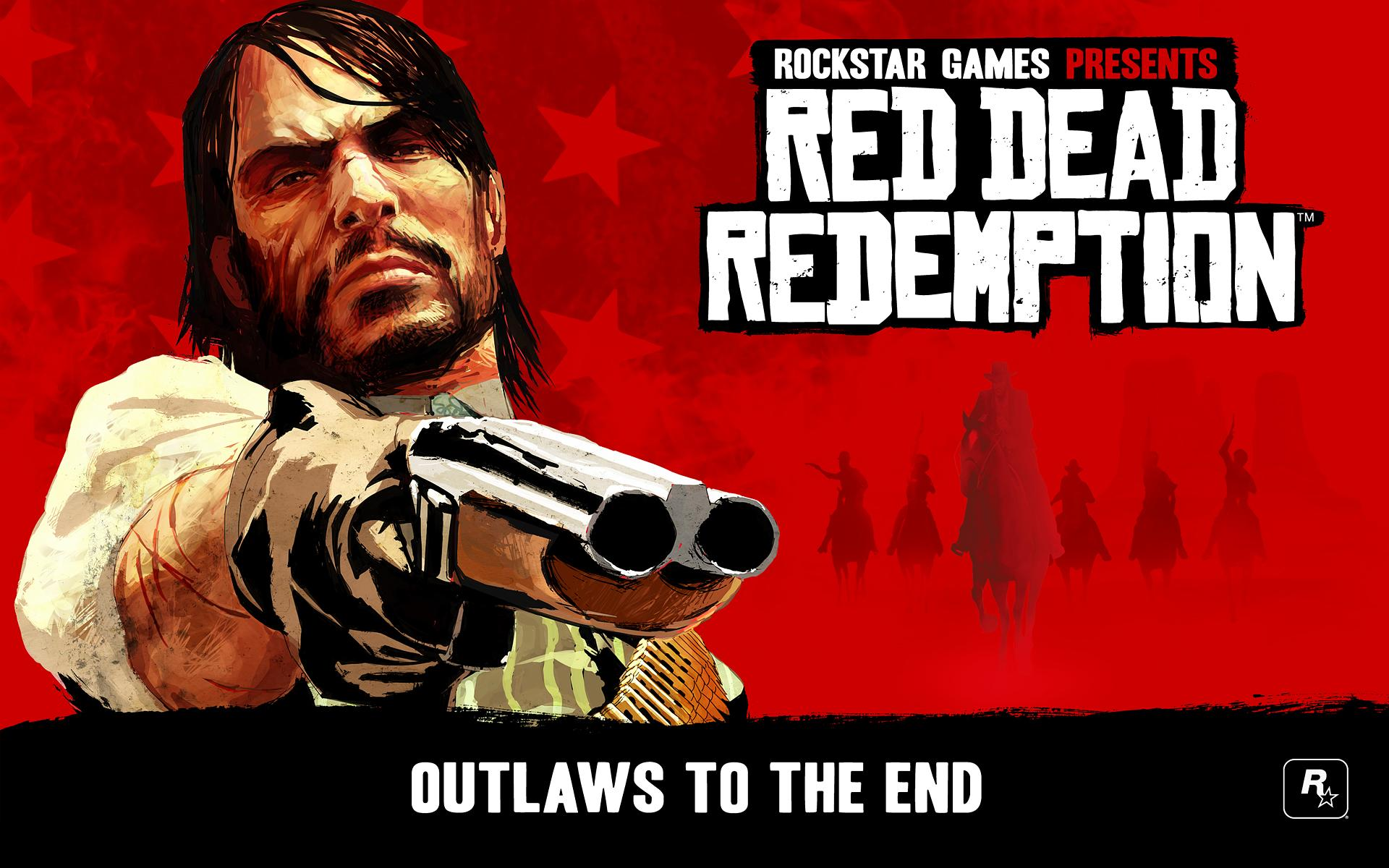 Обои Red Dead Redemption 1920x1200