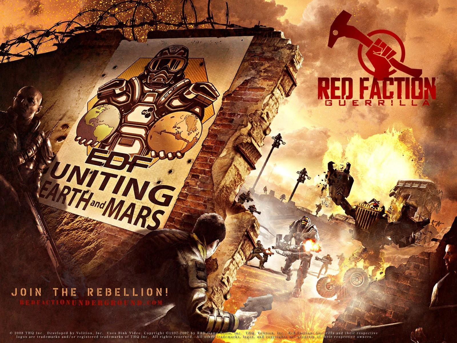 ���� Red Faction 2 1600x1200