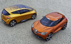 Renault-R-Space-Concept-and-Renault-Captur-Concept / 1600x1200