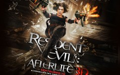 Resident Evil: Afterlife / 1600x1200