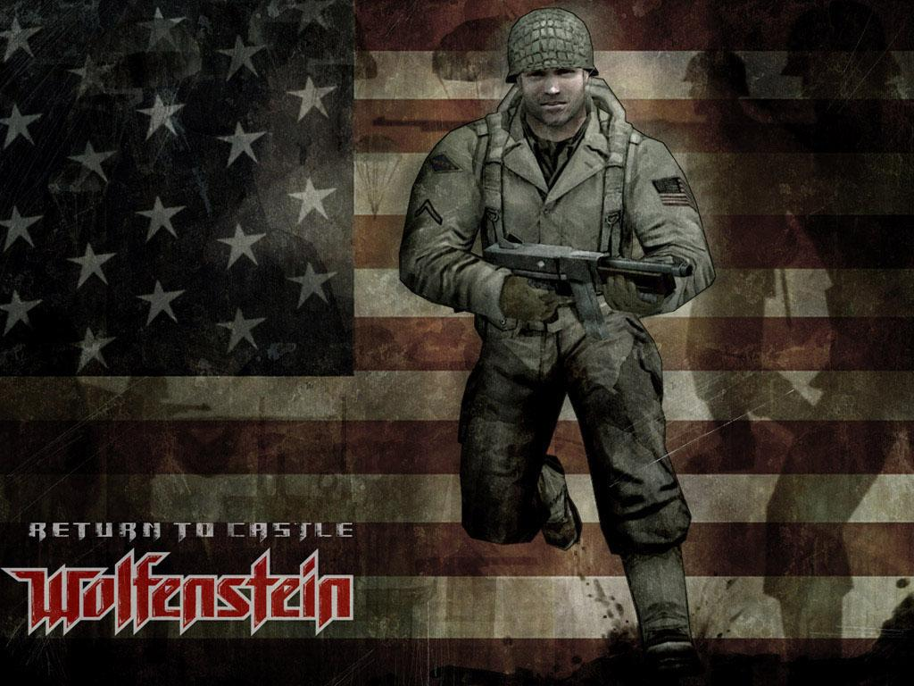 ���� Return to Castle Wolfenstein 1024x768