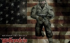 Return to Castle Wolfenstein / 1024x768