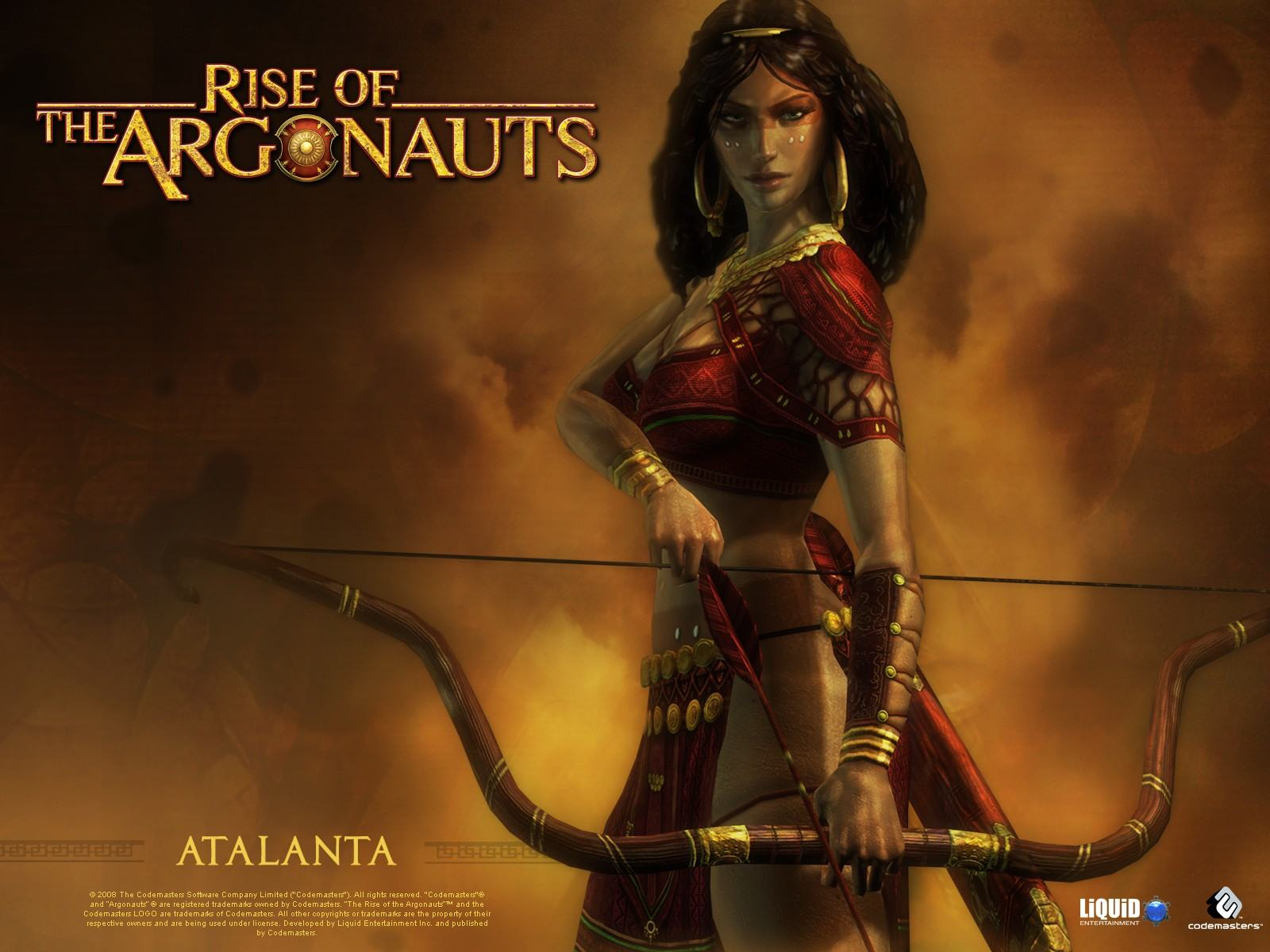 Обои Rise of the Argonauts 1600x1200