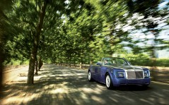 Rolls-Royce Phantom Drophead Coupe / 1920x1200