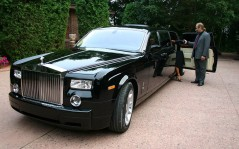 Rolls Royce Phantom лимузин / 1600x1200