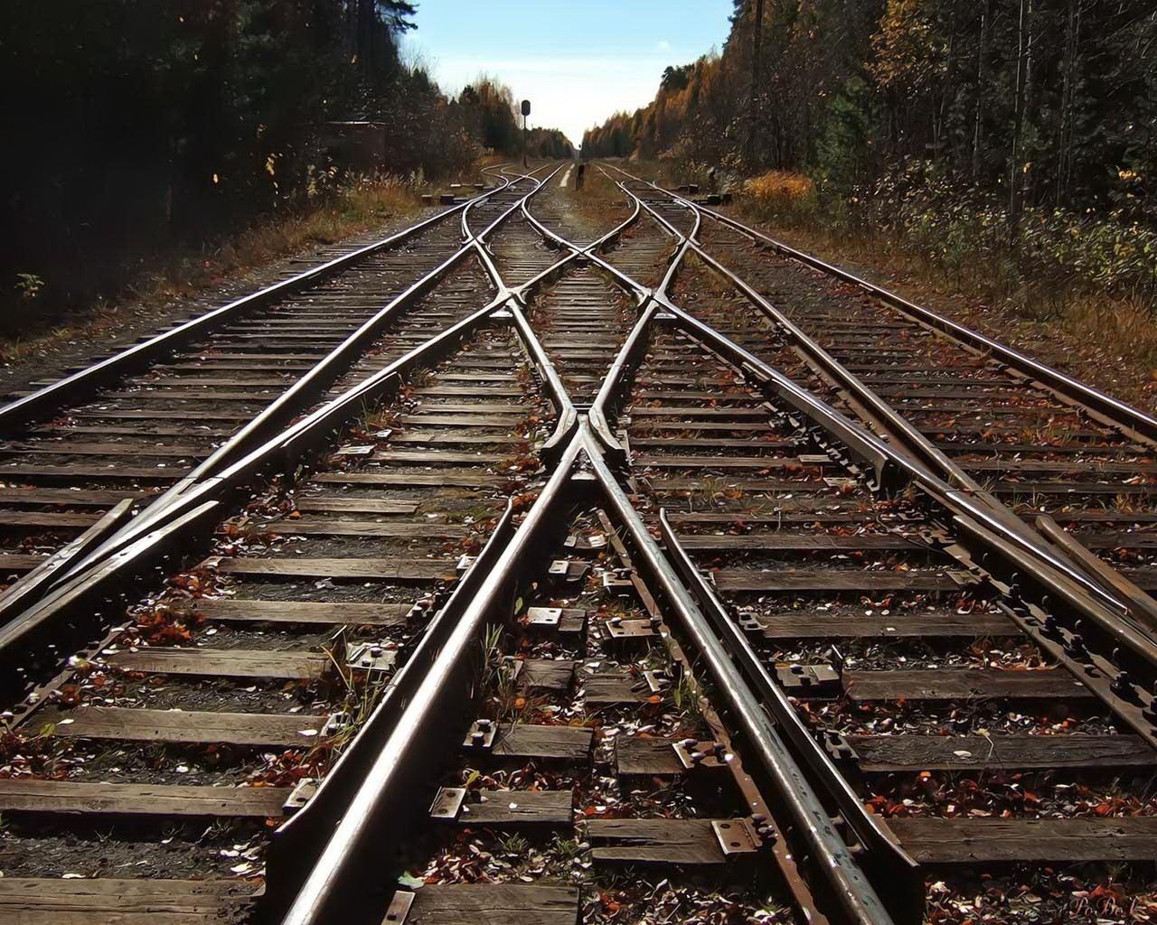 Обои российские железные дороги 1280x1024