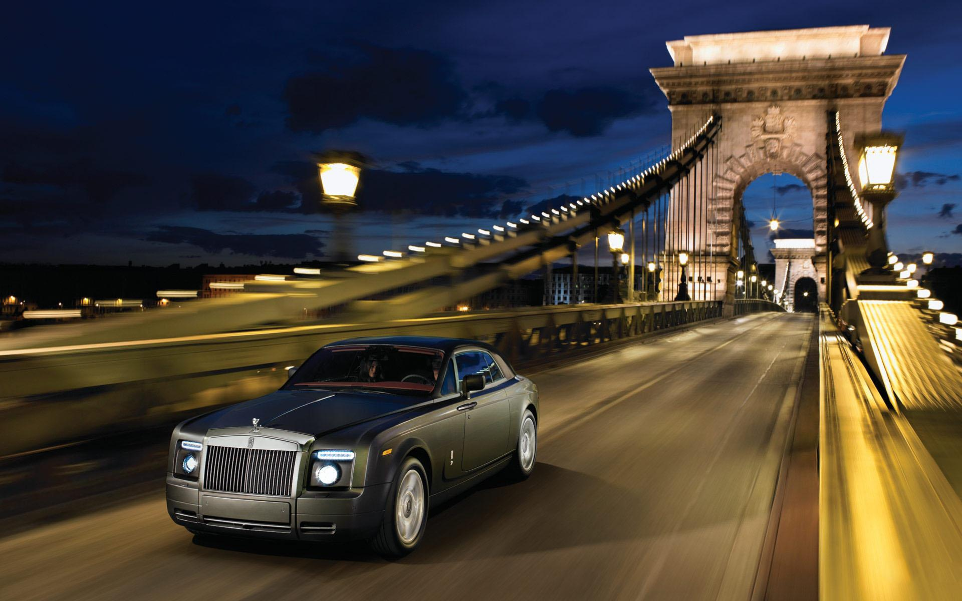 Обои RR phantom coupe 1920x1200