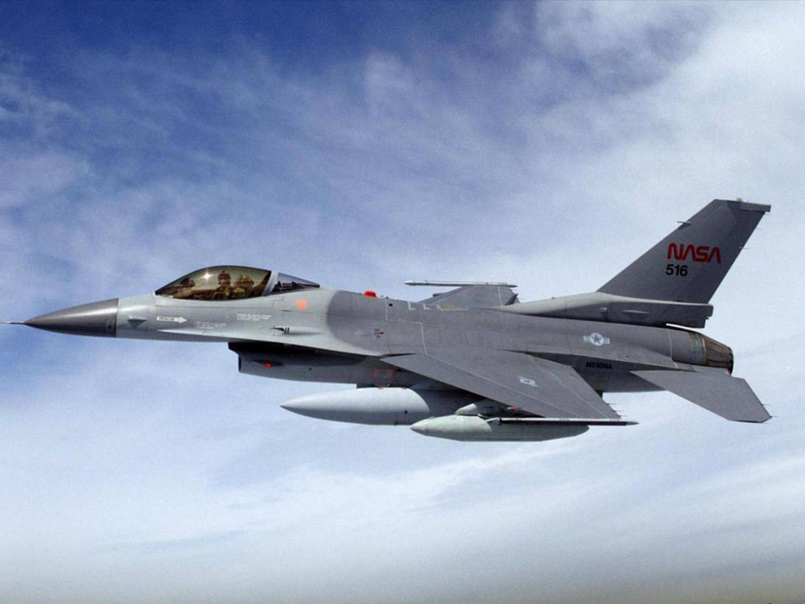 Обои Самолёт, F16. Авиация foto 9