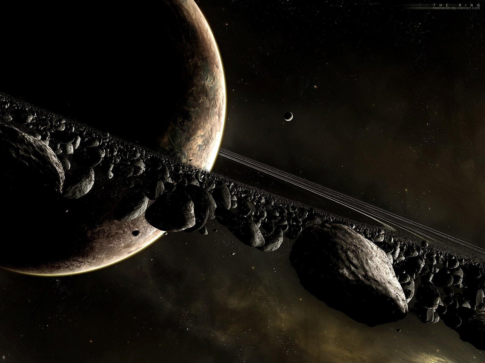 Сатурн обои 1600x1200