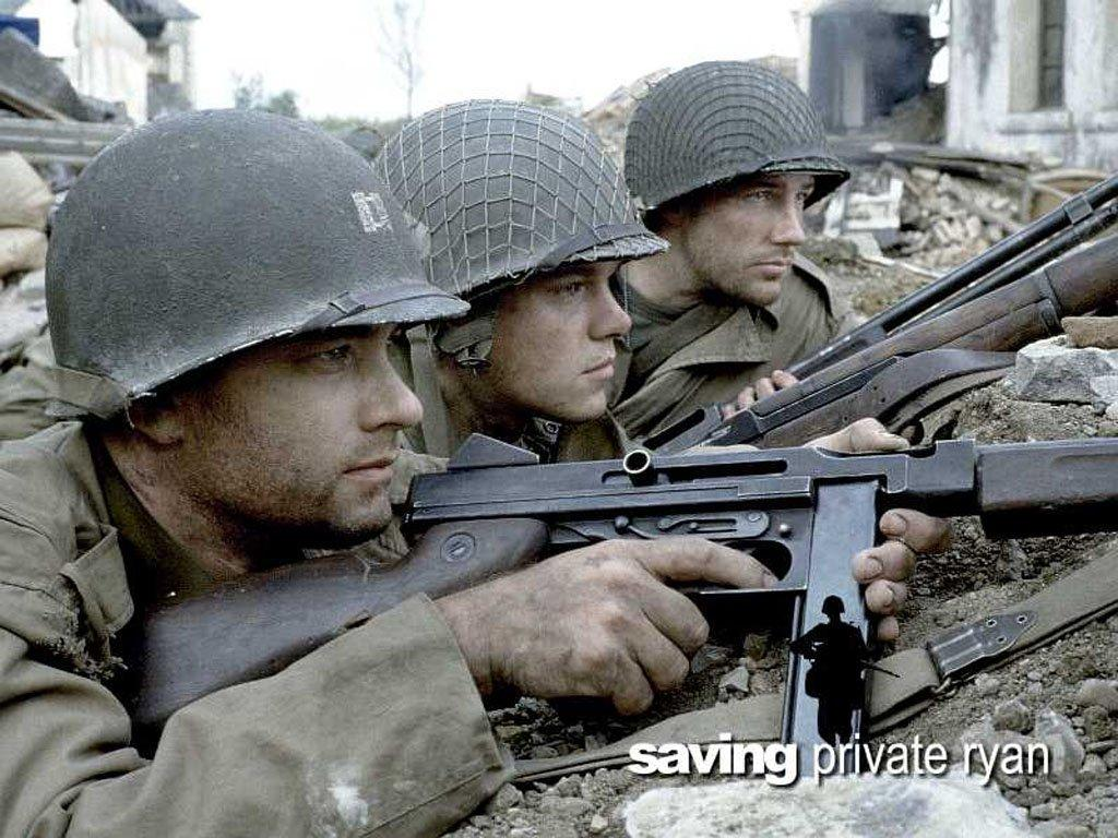 Обои Saving Private Ryan 1024x768