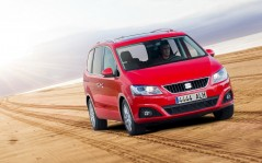 Seat-Alhambra 4WD 2012 / 1920x1200