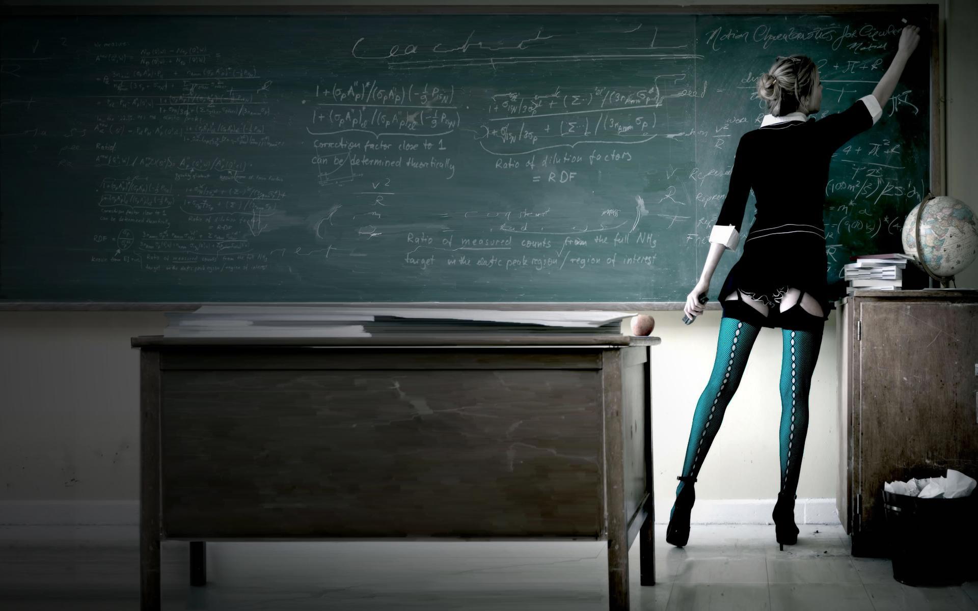 секси учитель фото