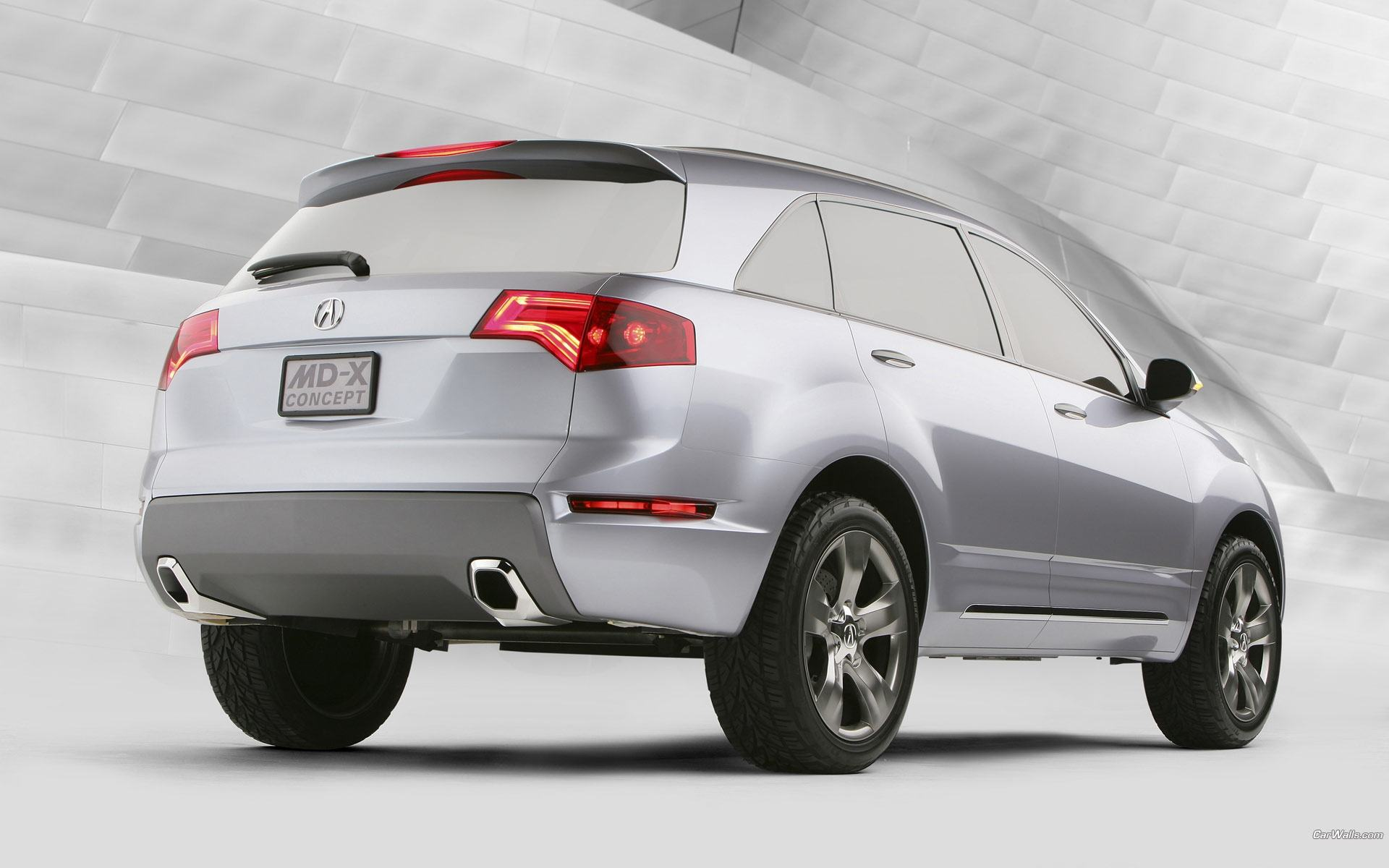 ���� ���������� Acura MD-X 1920x1200