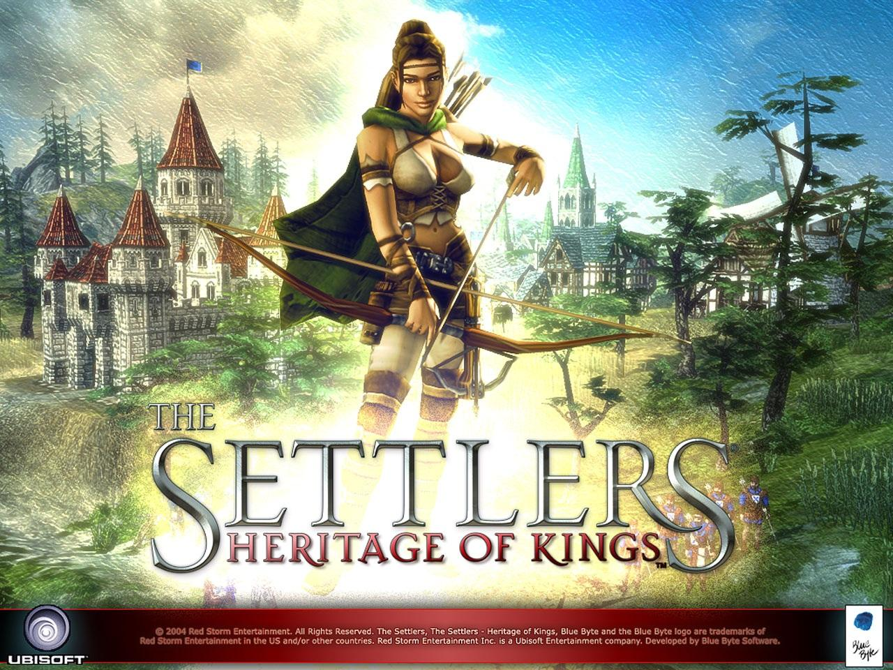 Обои Settlers: Heritage of Kings 1280x960