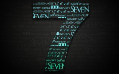 Seven (Windows 7) / 1920x1080
