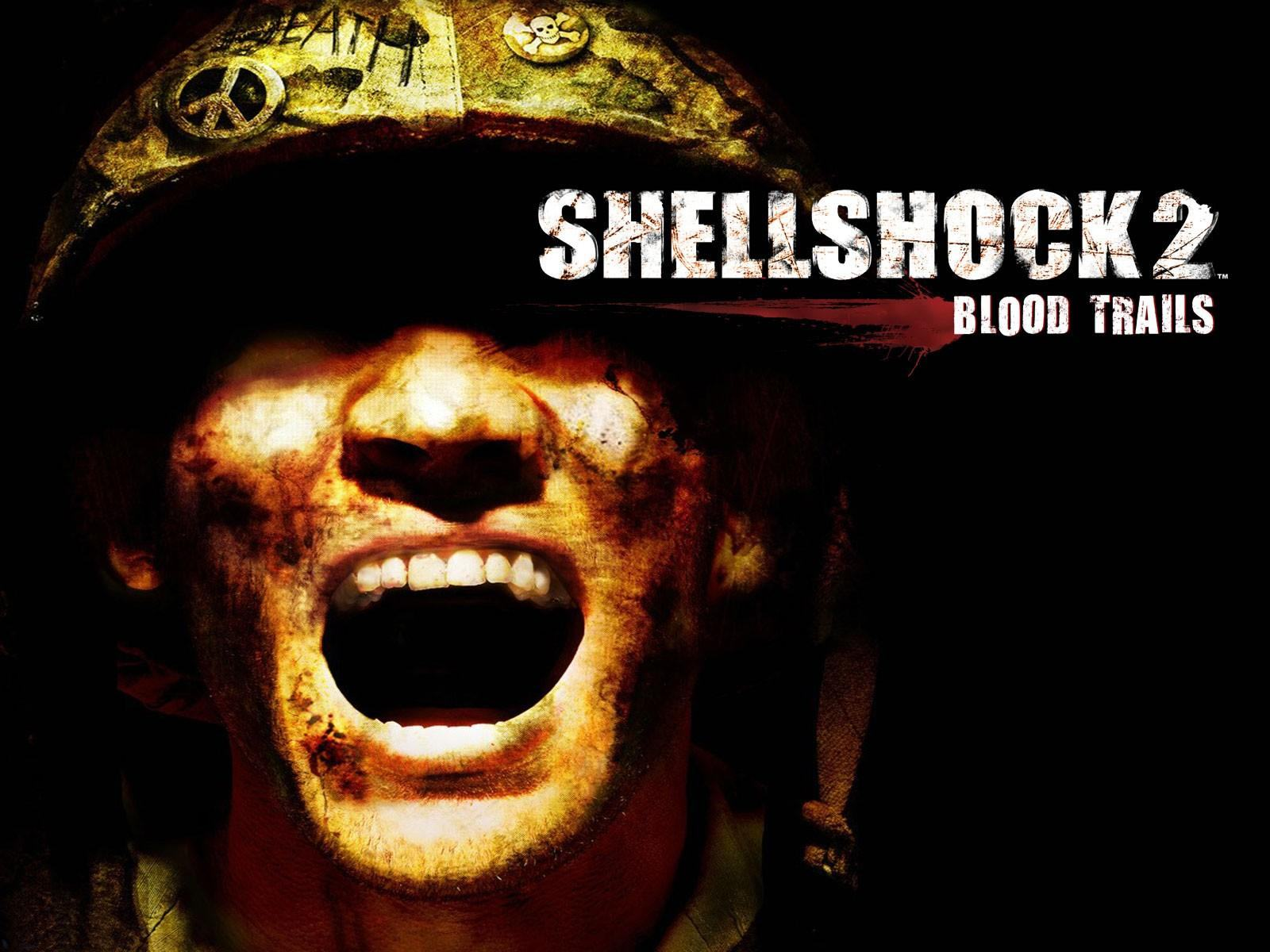 Обои Shellshock 2: Blood Trails 1600x1200