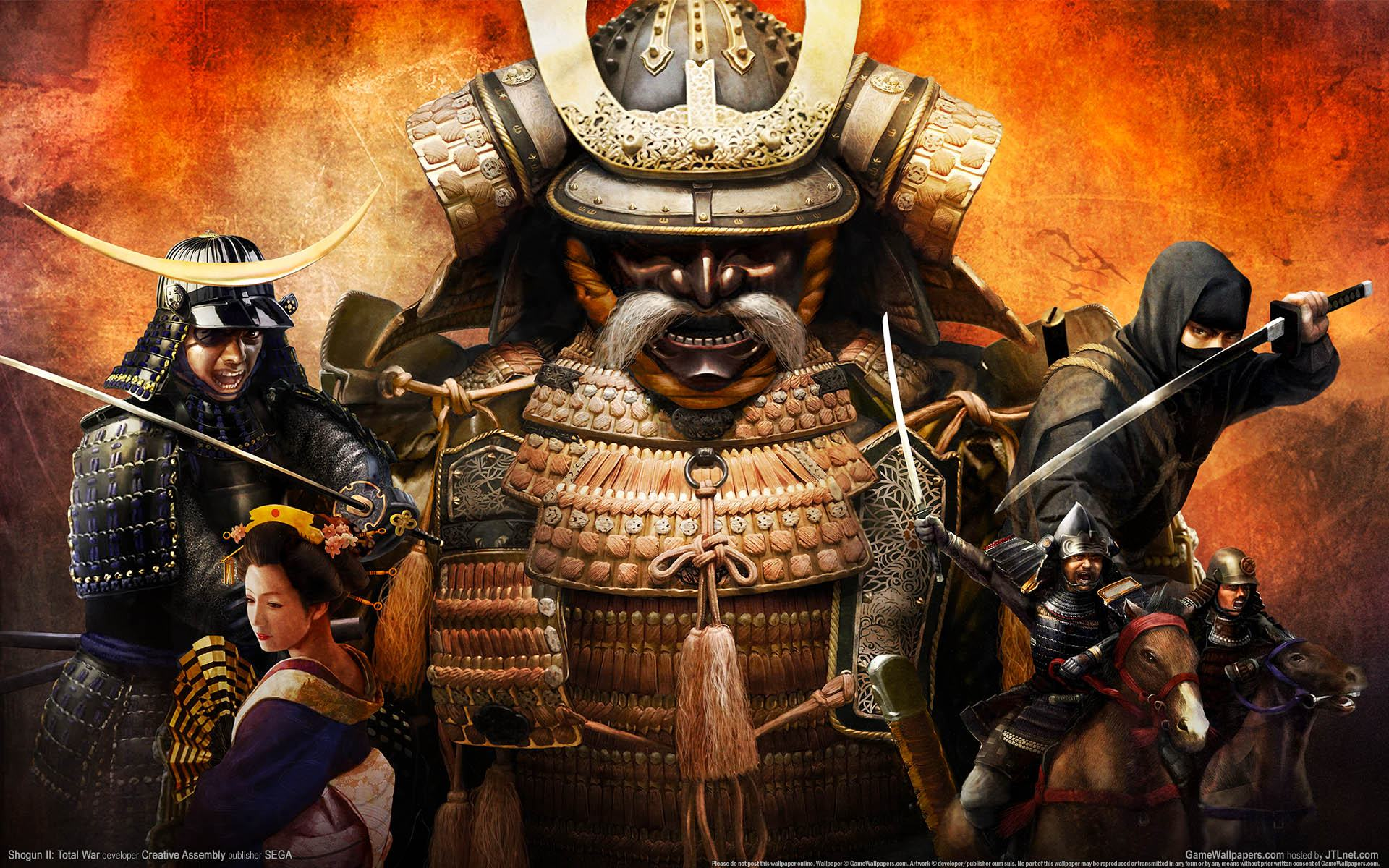 ���� Shogun 2: Total War 1920x1200