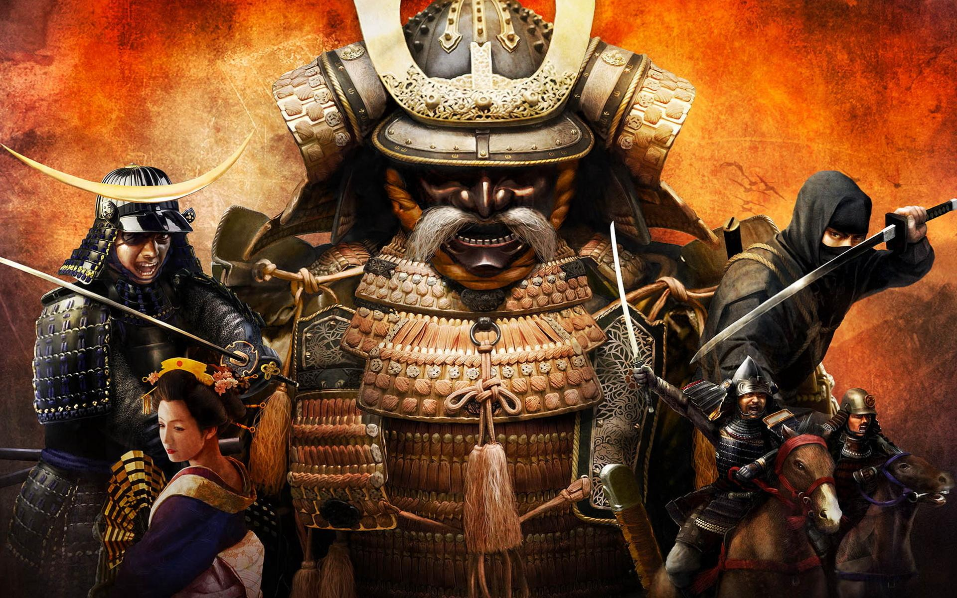 Обои Shogun: Total War 1920x1200