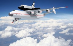 Shuttle Carrier Aircraft / 1920x1200