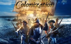 Sid Meier's Civilization 4: Colonization / 1600x1200