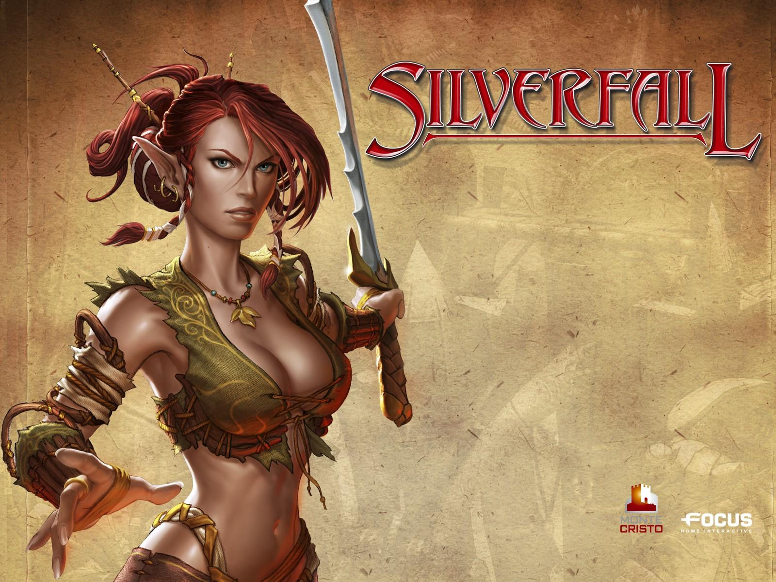 Обои Silverfall: Earth Awakening 1600x1200