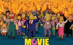 Simpsons the Movie / 1280x1024