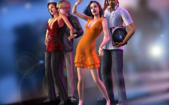 Sims 2: Nightlife / 1600x1200